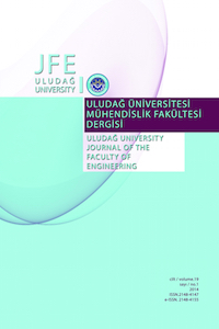 Uludağ University Journal of The Faculty of Engineering